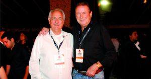 2010: entre os palestrantes que já passaram pelo palco do festival, estão Michael Conrad e Donald Gunn (crédito: Eduardo Lopes)