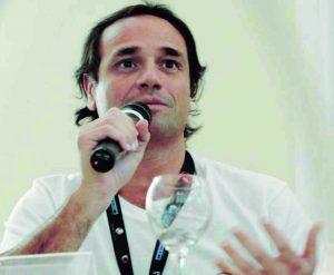 """2008: o argentino Pablo Del Campo presidiu o primeiro júri de Film, que premiou com Grand Prix """"Gerra"""", da F/Nazca S&S para Unimed (crédito: arquivo M&M)"""