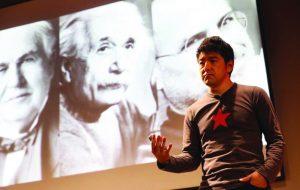 2014: Rei Inamoto, então líder criativo da AKQA, defendeu no Wave que as agências se inspirem nas startups e percam o medo de errar (crédito: André Valentim)