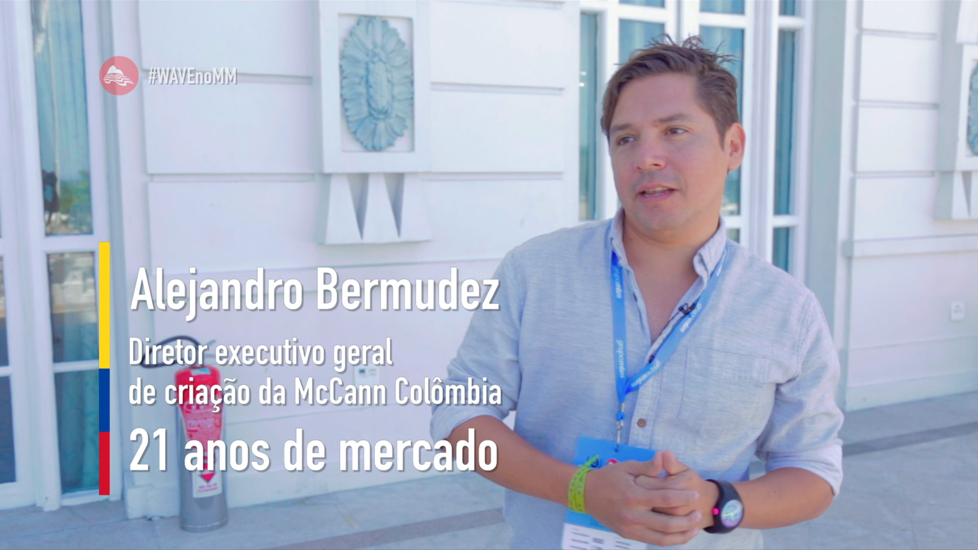 Talentos Latinos: Alejandro Bermudez – Colômbia
