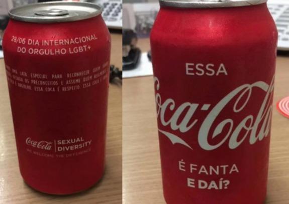 """Social Change: Grand Prix para """"Essa Coca-Cola é Fanta. E daí?"""""""